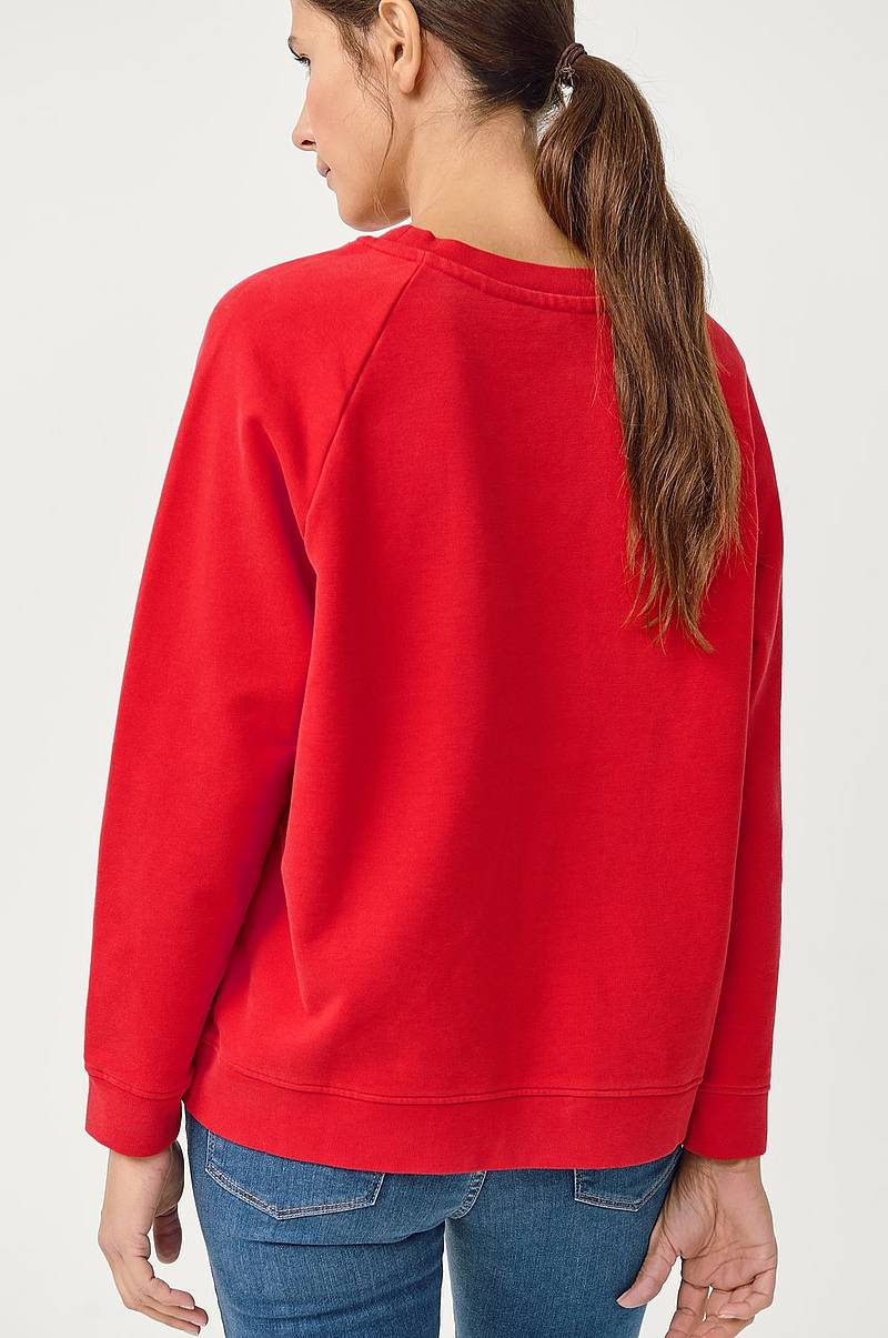 Sweatshirt PL Relaxed Graphic Crew Plus F