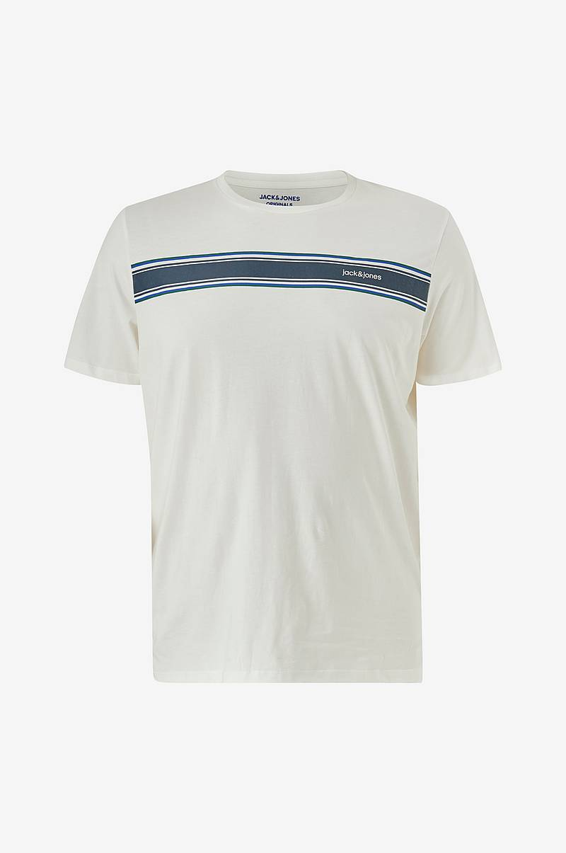 T-shirt jorShipley Tee SS Crew Neck PS