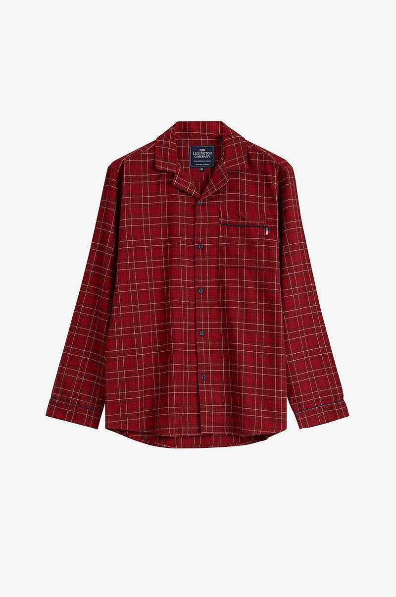 Pyjamas Unisex Checked Flannel