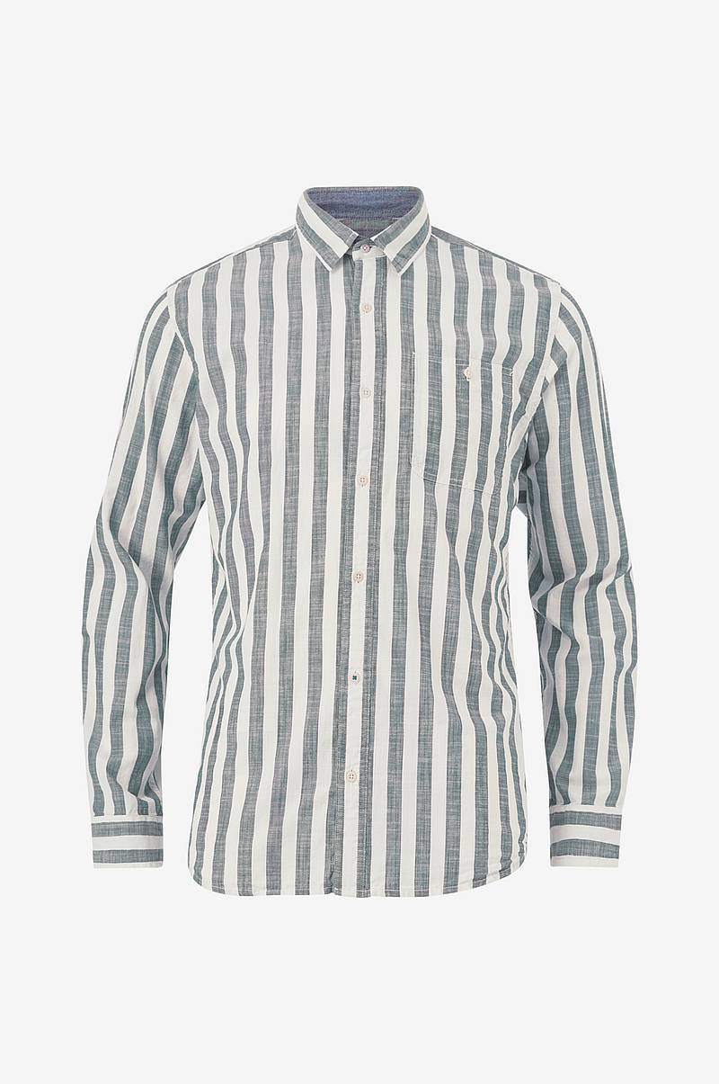Skjorta jprMax Stripe Shirt L/S One Pocket