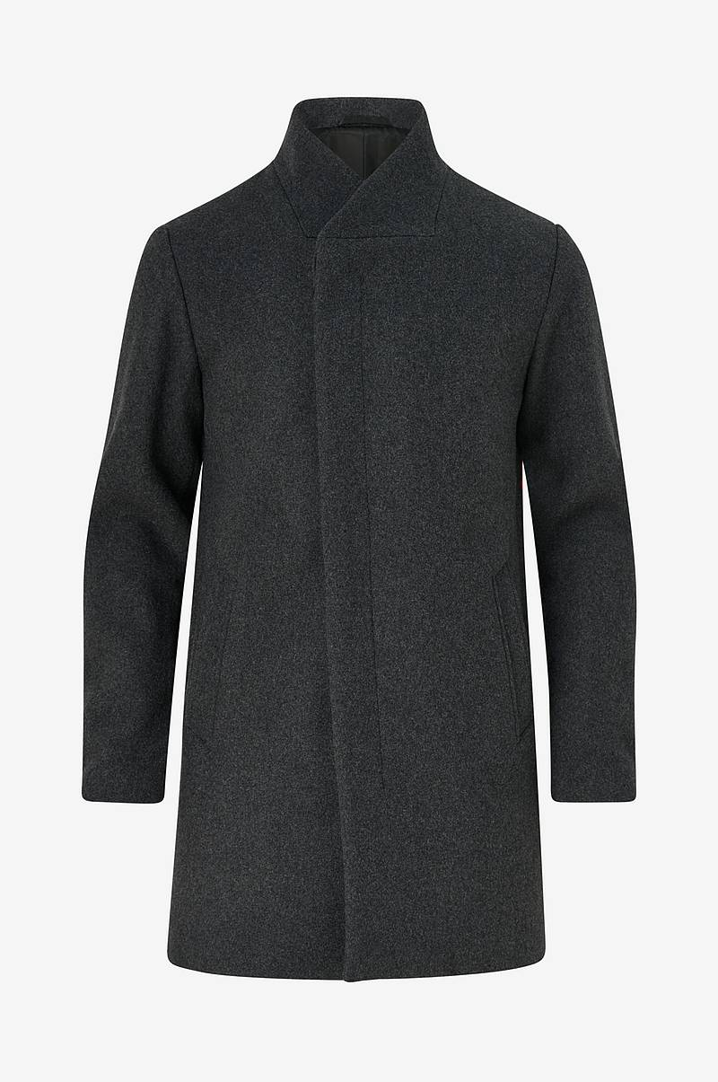 Rock jprCollum Wool Coat Sts