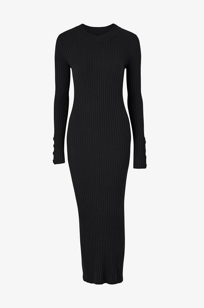 Maxikjole Signe Knitted Dress