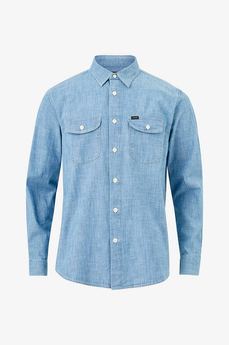 Jeansskjorta Seasonal Worker Shirt