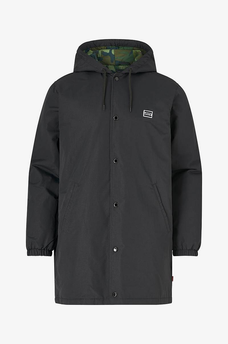 Jakke Hooded Coachs Jacket