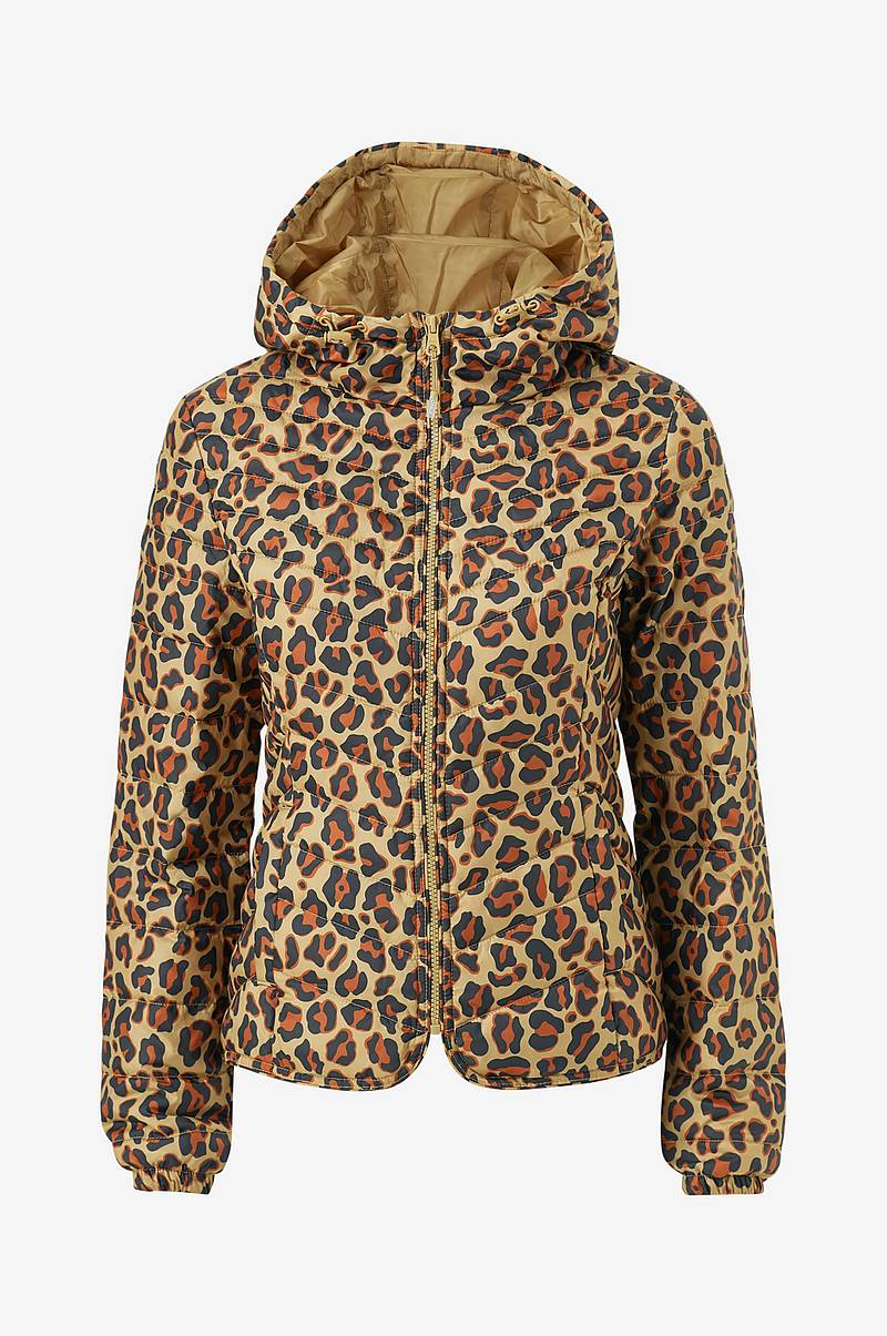 Jakke onlDemi Hooded AOP Jacket