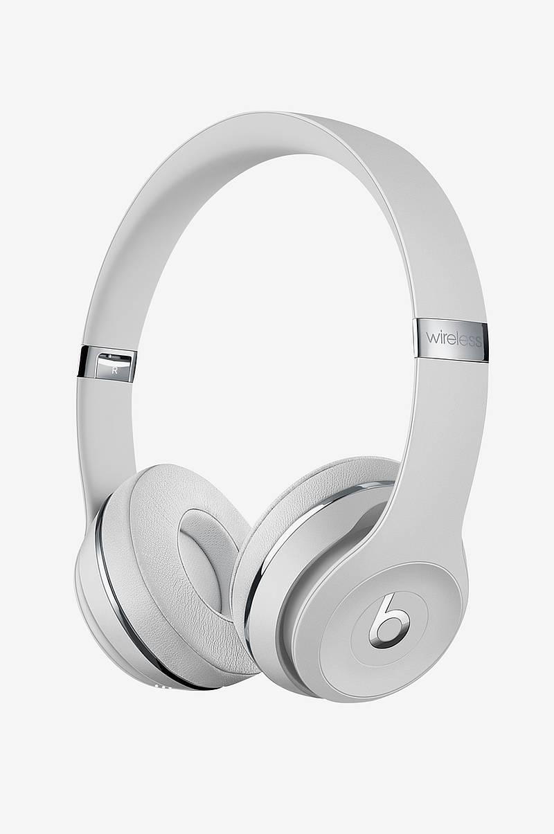 Solo3 Wireless Satin Silver