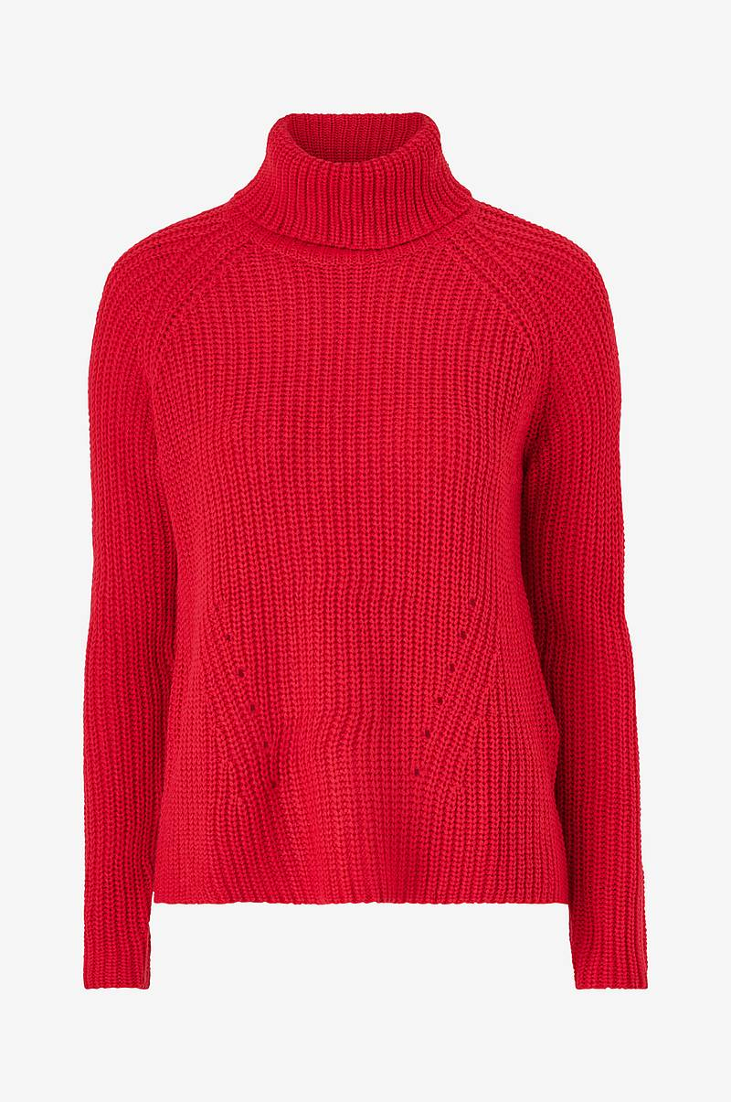 Neulepusero jdyJusty L/S High Neck Noos Pullover Knt
