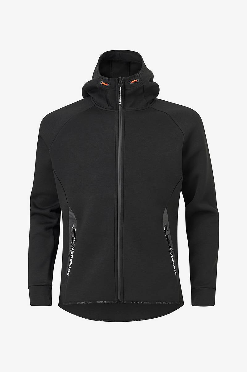 Hettejakke Core Gym Tech Ziphood