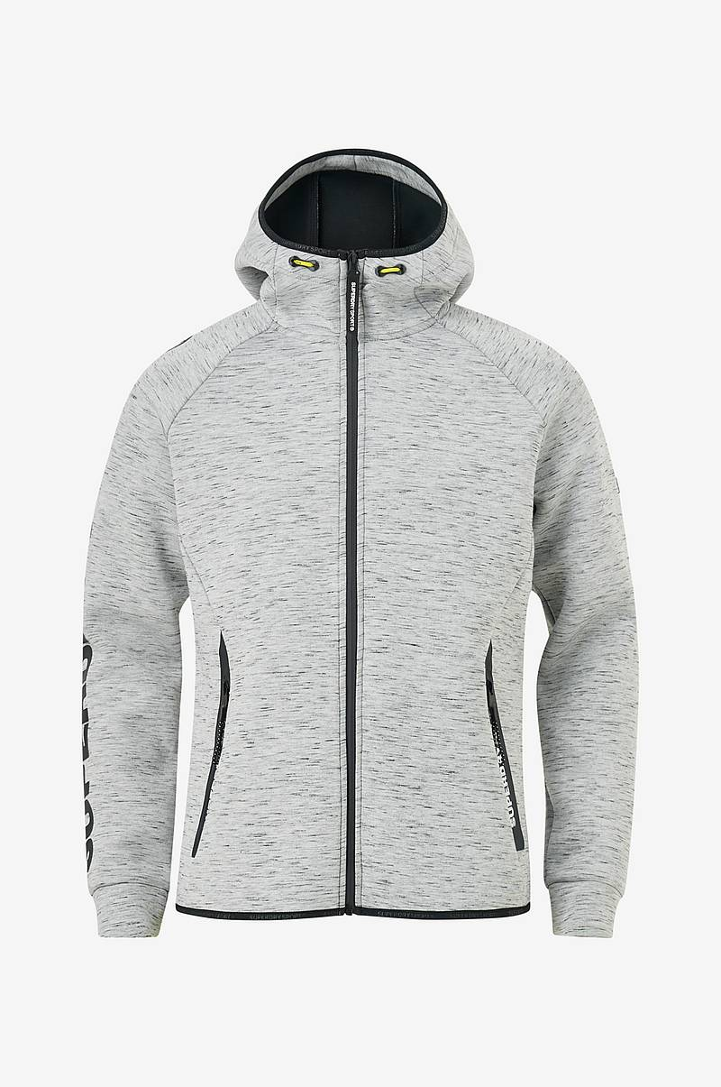 Huvtröja Core Gym Tech Ziphood
