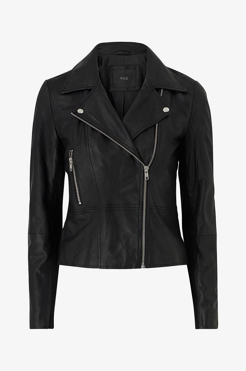 Bikerjakke Sophie Leather Jacket