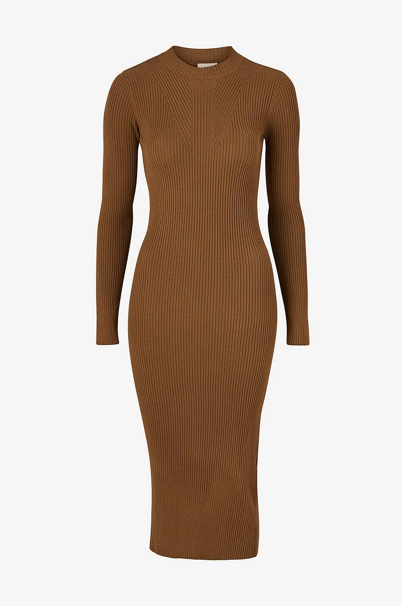 Kjole viKnitta Knit L/S Dress