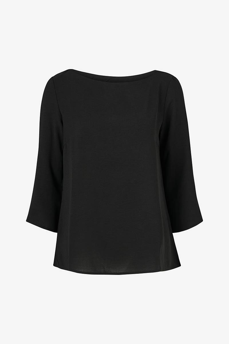 Topp viRasha Boatneck 3/4 Top