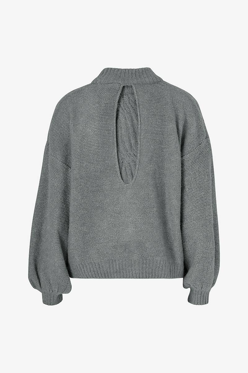 Neulepusero viSeven Knit O-neck L/S Top