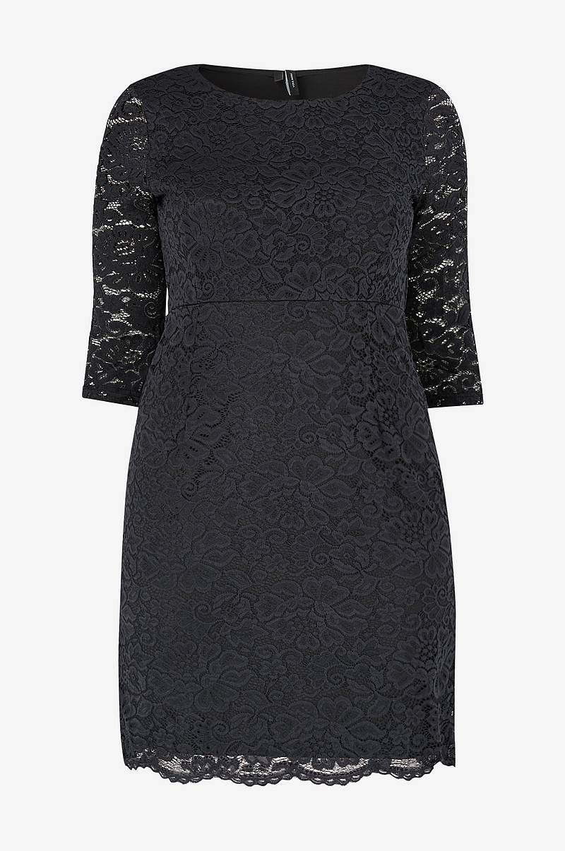 Blondekjole vmStella Lace Dress