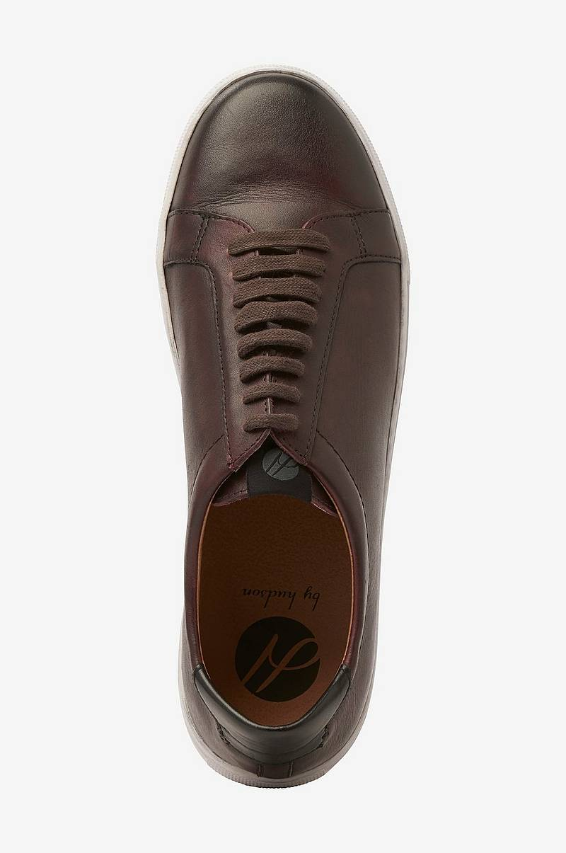 Sneakers Alcester Leather Brown