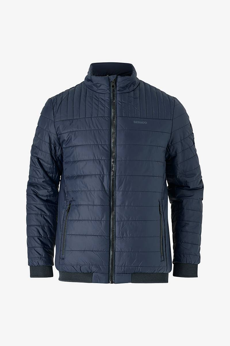 Jakke Newport Light Jacket Navy S