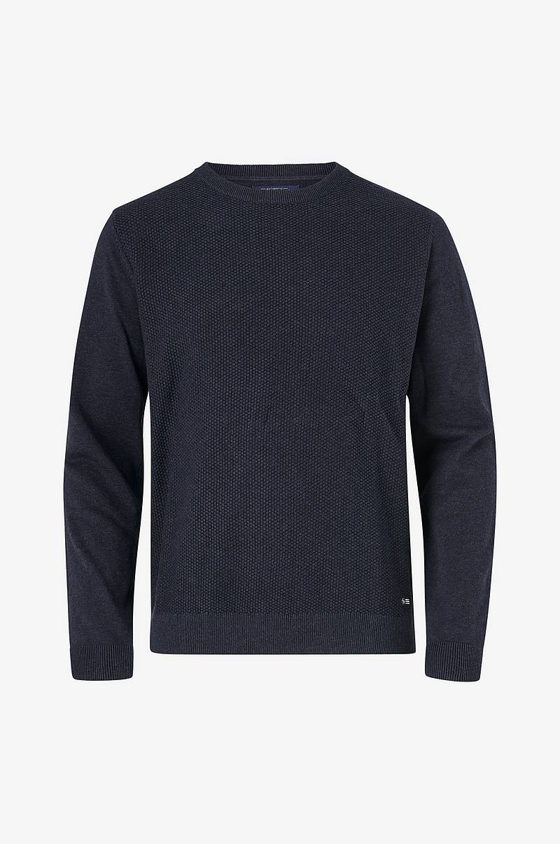 Trøje Structured Crew Knit