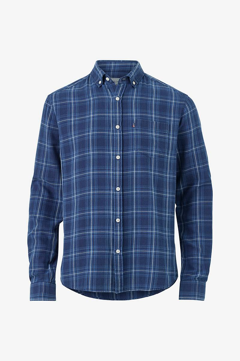 Skjorte Clive Checked Shirt