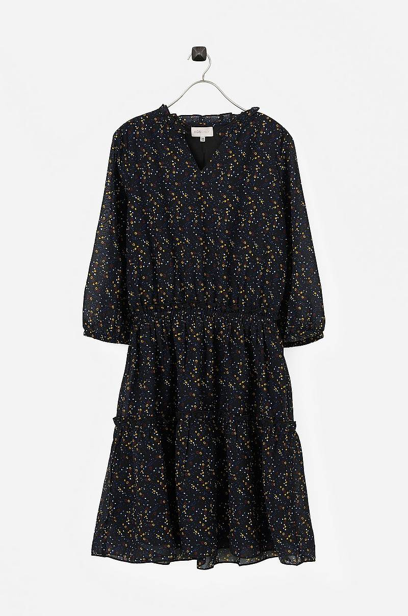 Klänning konEliza 3/4 Midi Dress