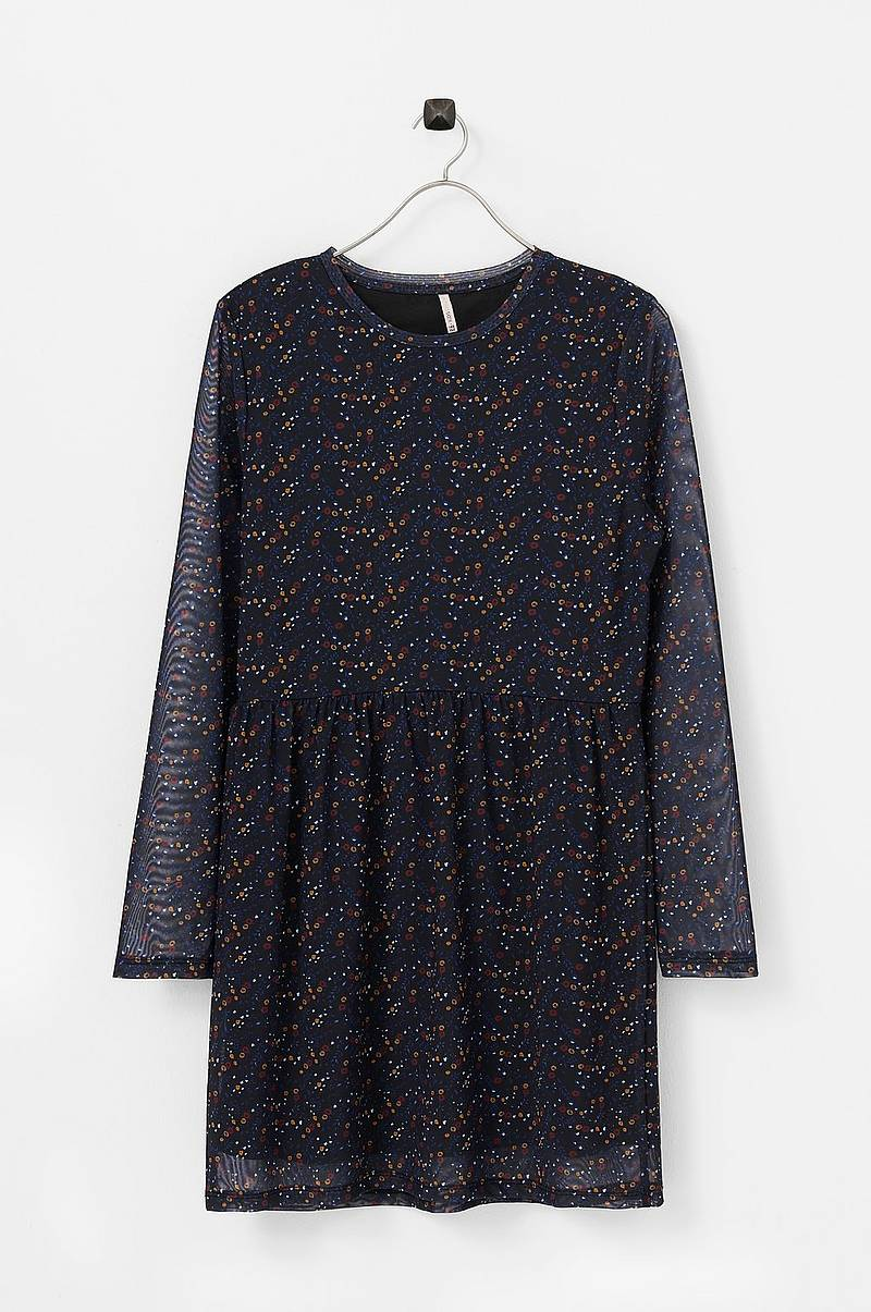 Mekko konStine L/S Aop Dress