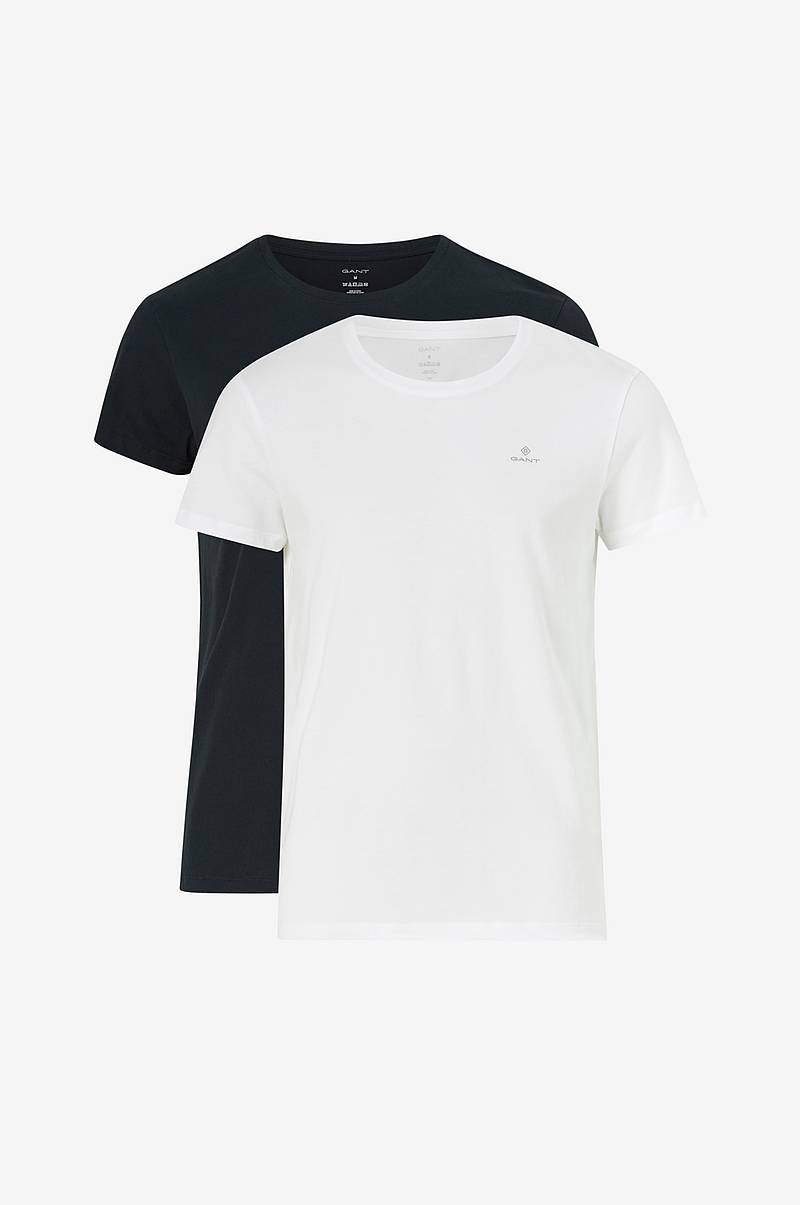 T-shirt Basic Crew Neck 2-pk