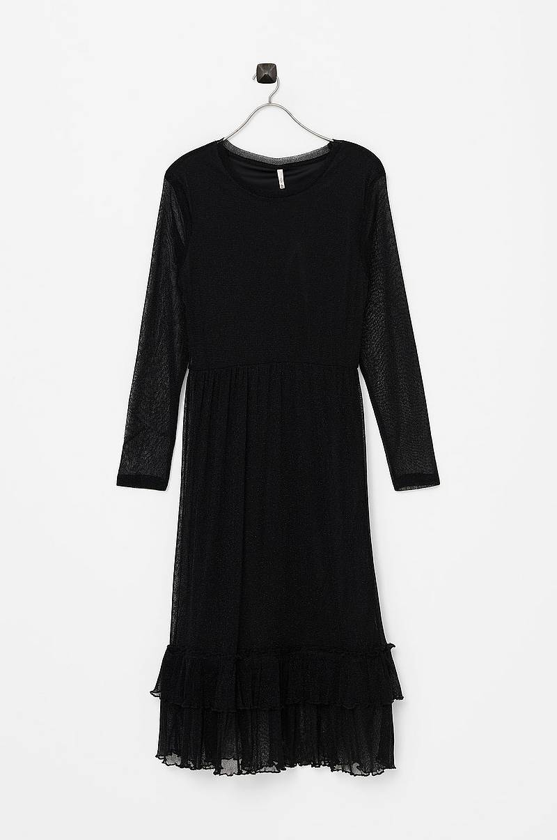 Kjole konLonea L/S Maxi Dress
