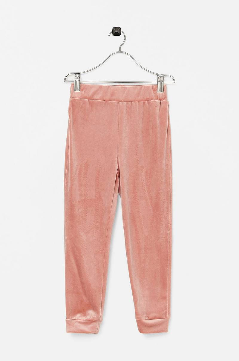 Veluurihousut Mini Velour Sweatpants