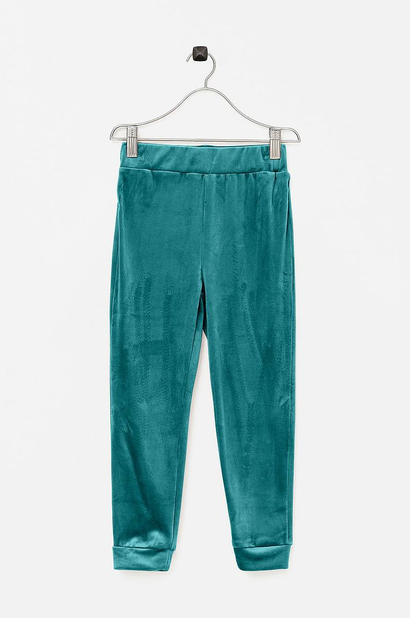Velourbyxor Mini Velour Sweatpants