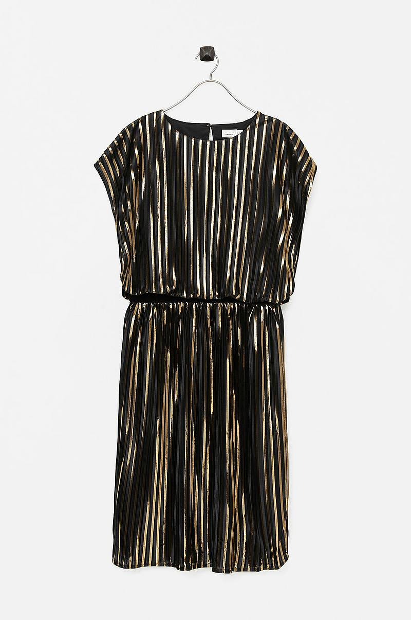 Kjole nkfRia Pleat Capsl Dress