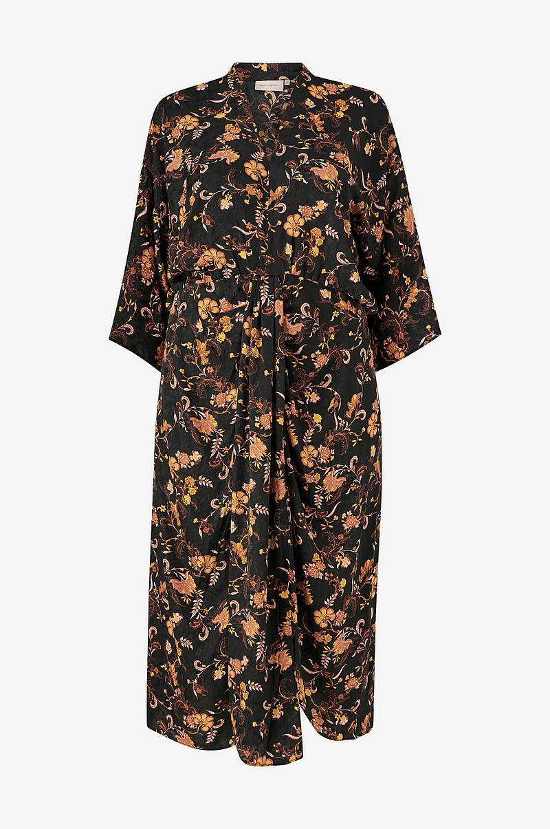 Kjole carRetroTapestry 3/4 Calf Dress