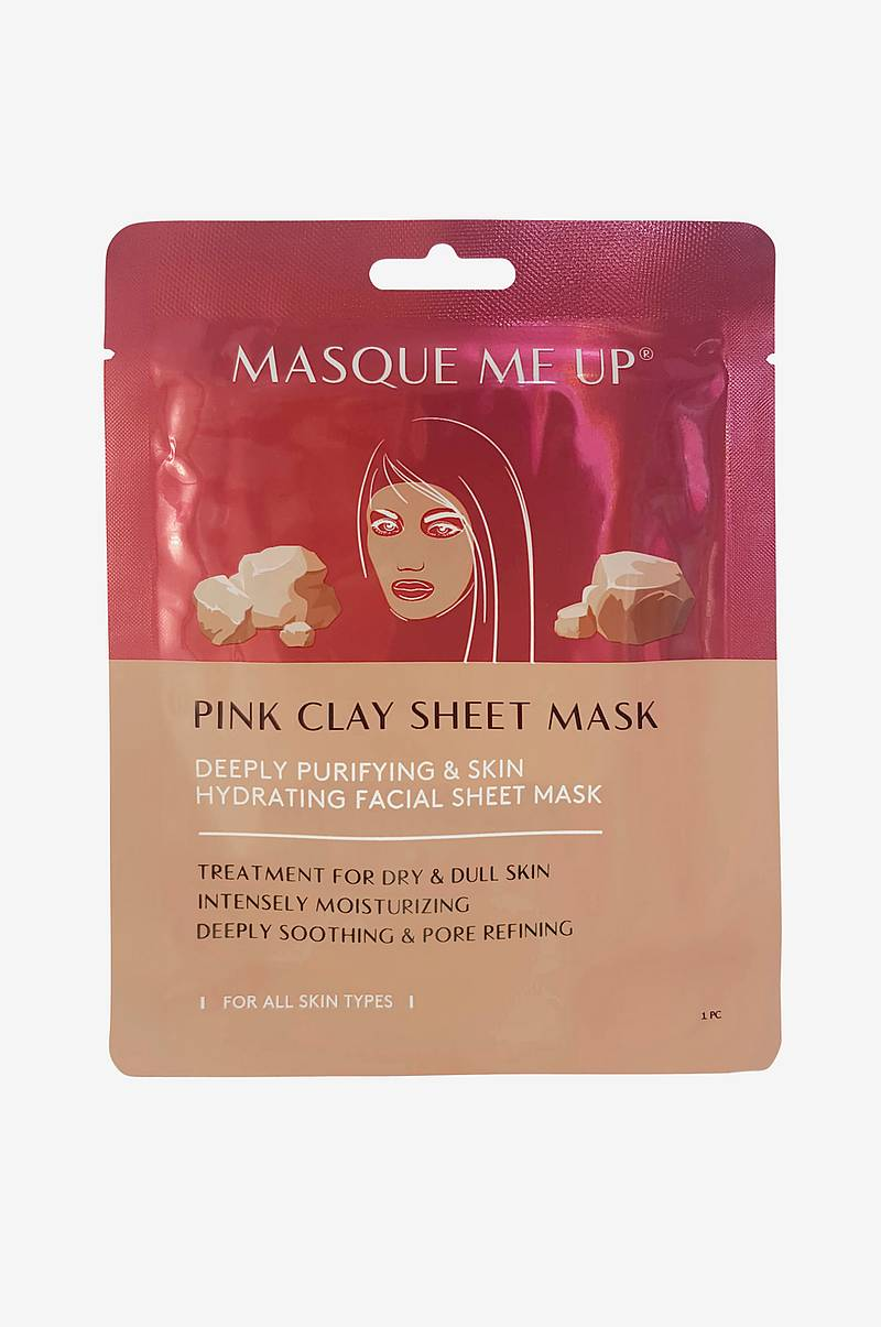 Mask Pink Clay Mask 1 stk