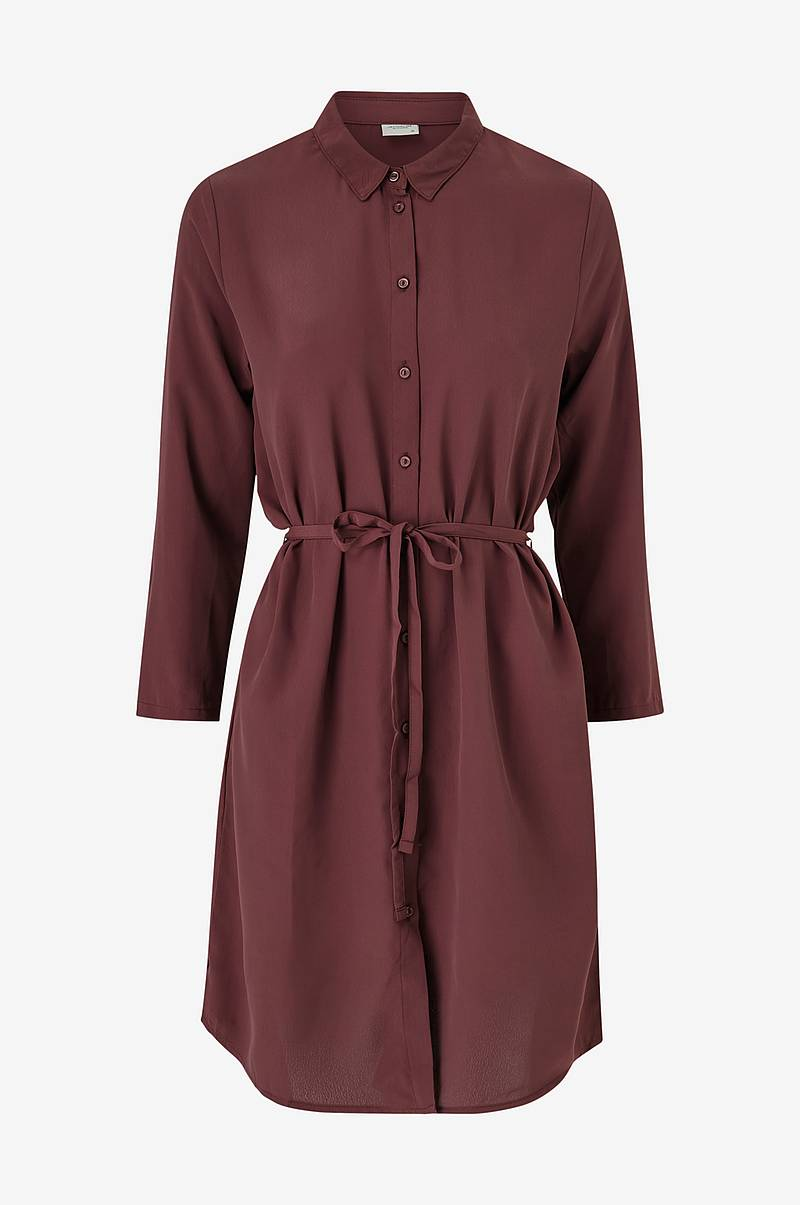 Skjortekjole jdyPax Treats 7/8 Shirt Dress