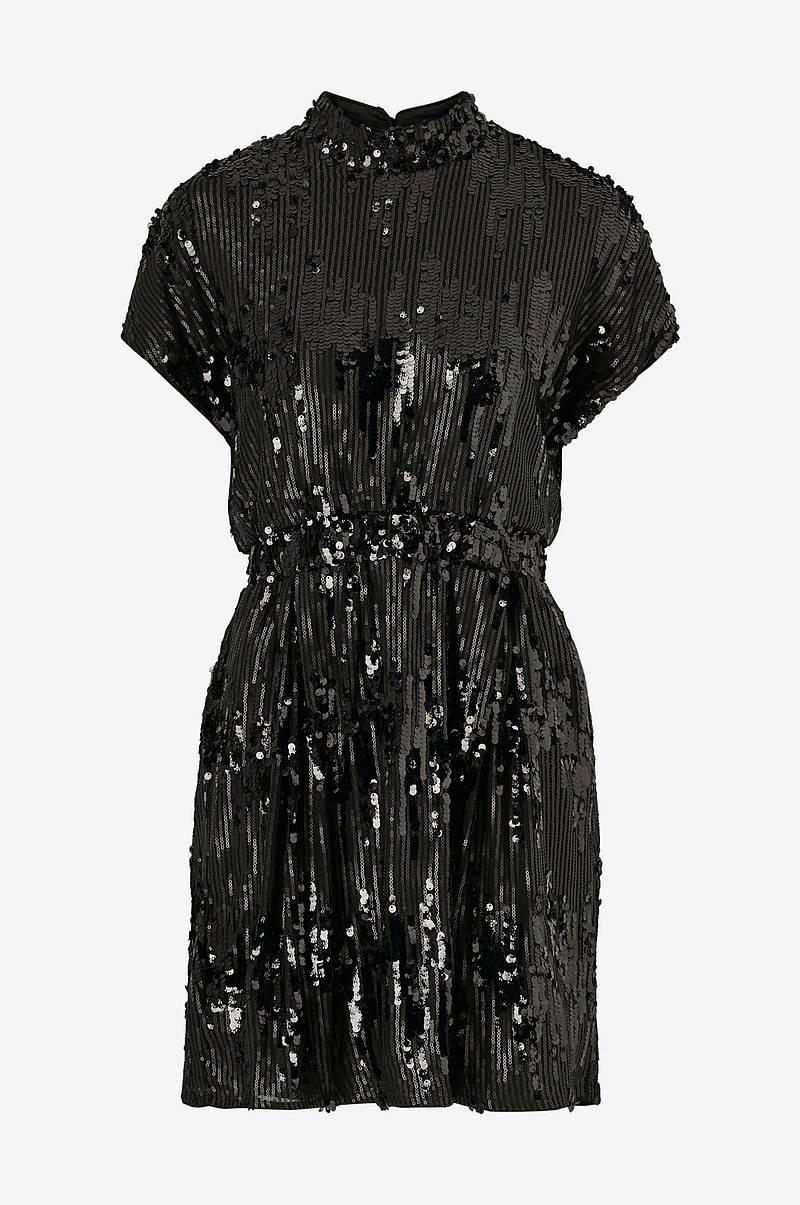 Pailletkjole viMakan S/S Dress