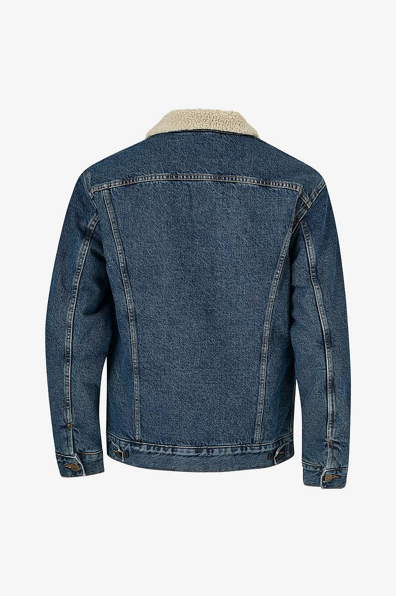 Denimjakke Sherpa Jacket