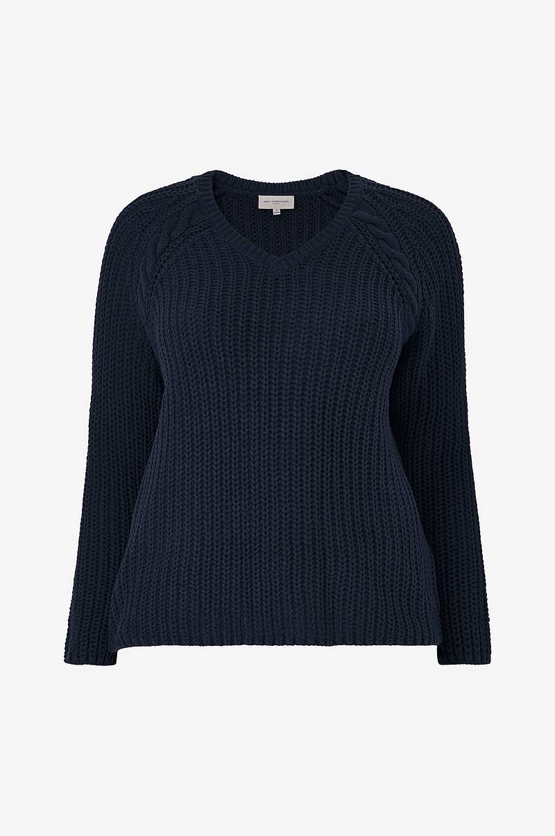 Neulepusero carHanne L/S O-Neck Pullover