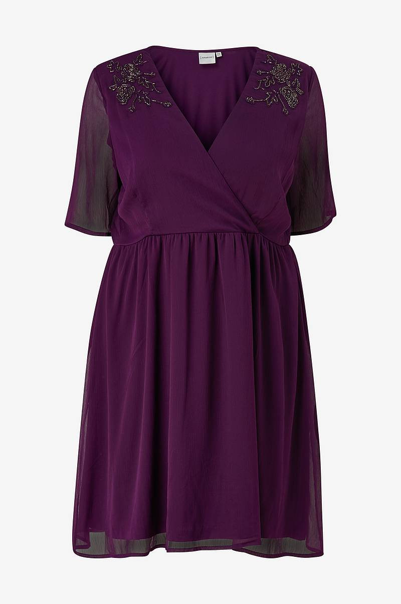 Kjole jrSanne 2/4 Sleeve Abk Dress