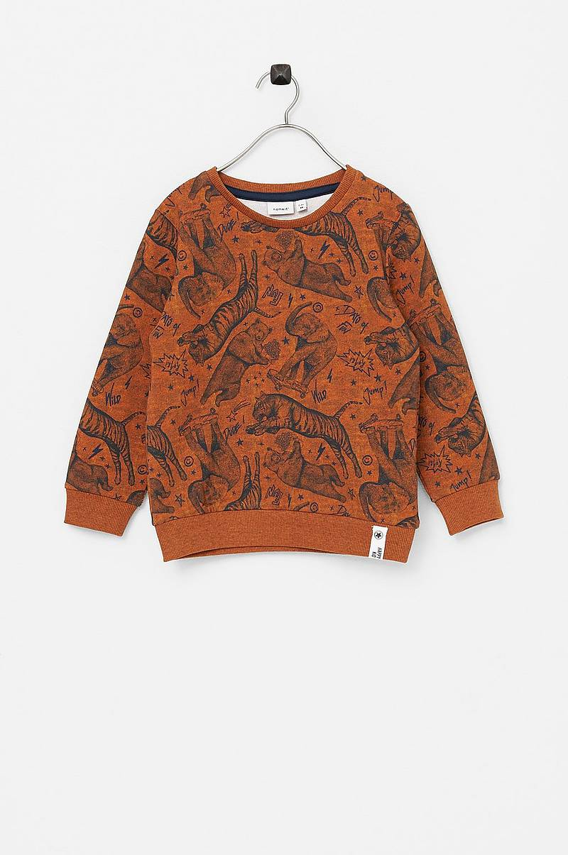 Sweatshirt nmmRio LS Sweat Bru