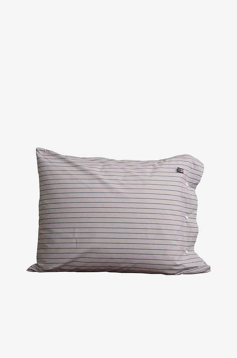 Pudebetræk Multi Stripe Poplin Pillowcase