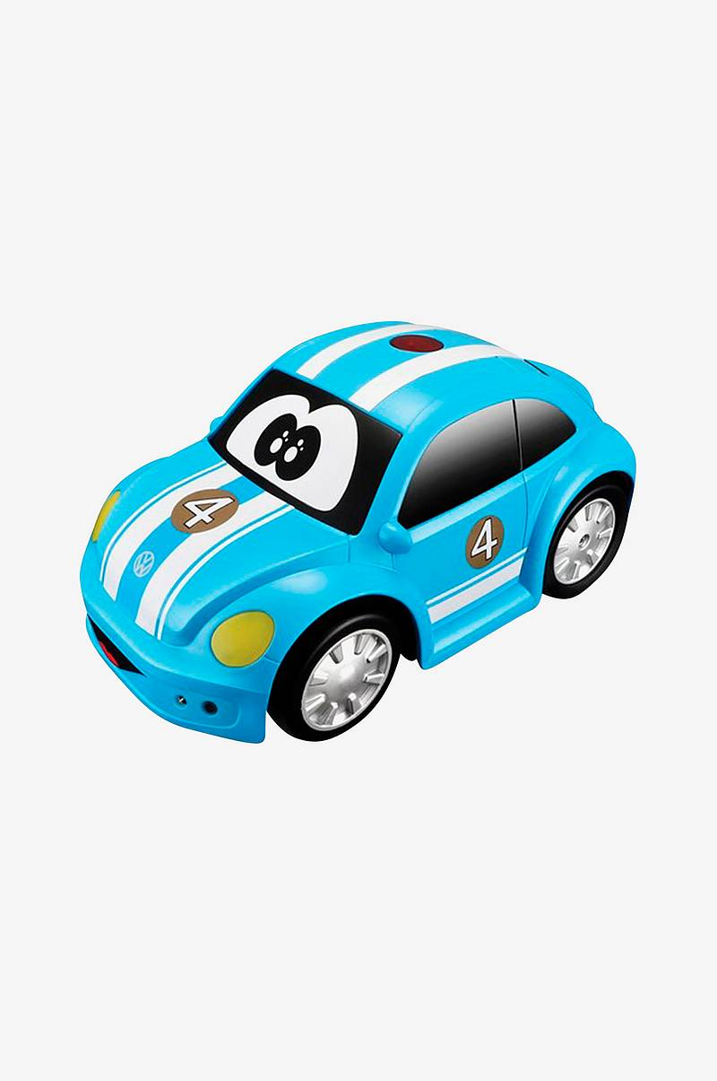 New Beetle Blue RC