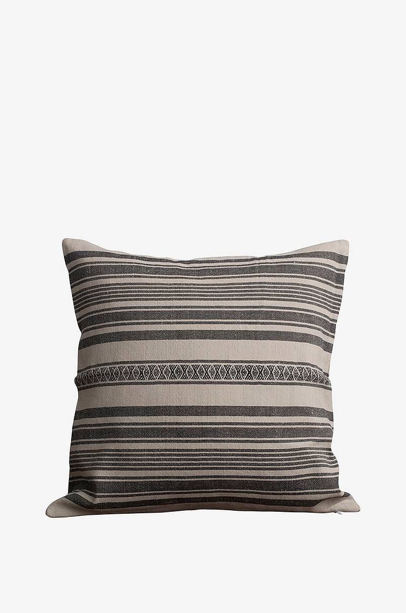 Kuddfodral Striped Linen Cotton Sham