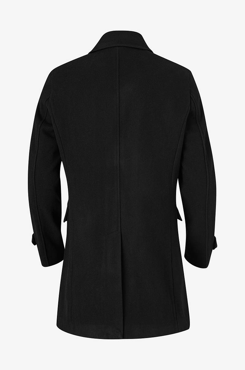 Frakk Edit Wool Car Coat
