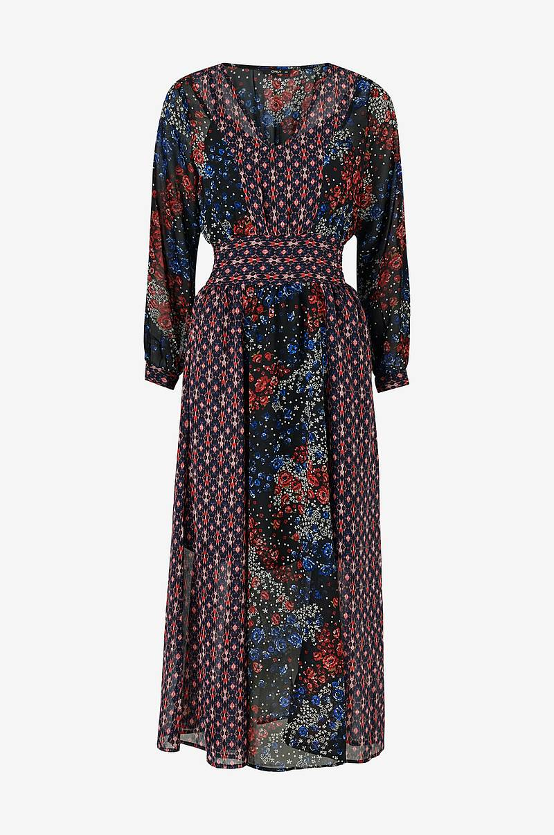 Klänning onlDorothy L/S Midi Dress