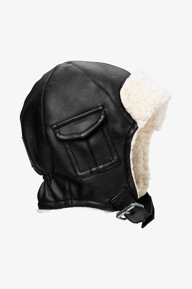 Cap Aviator Black 2-3 år