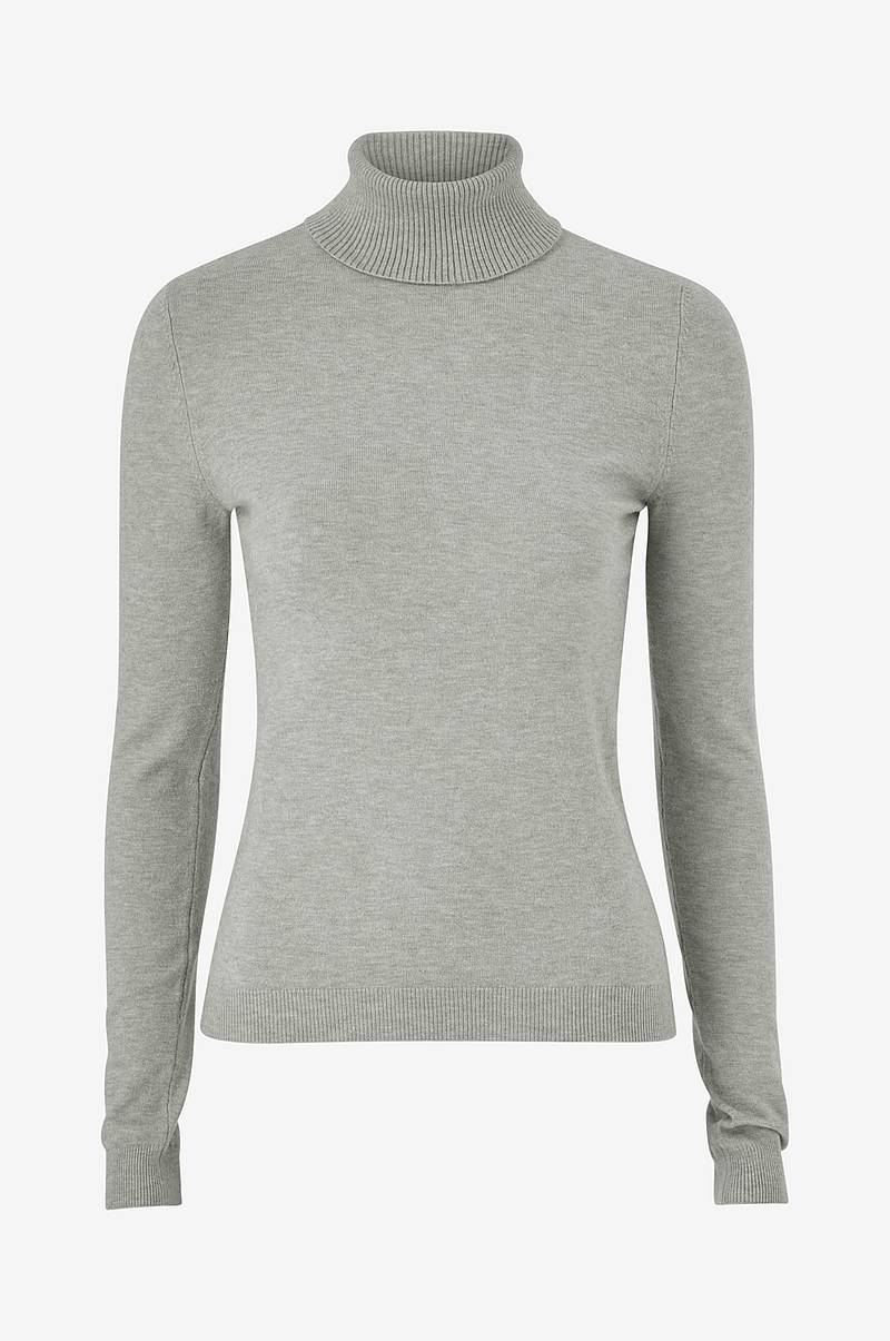Pologenser vmHappy Basic LS Rollneck Blouse