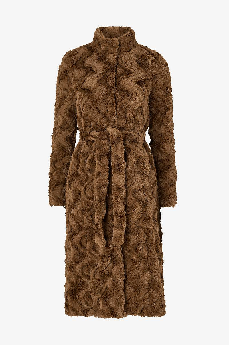 Tekoturkistakki vmCurl Long Faux Fur Jacket