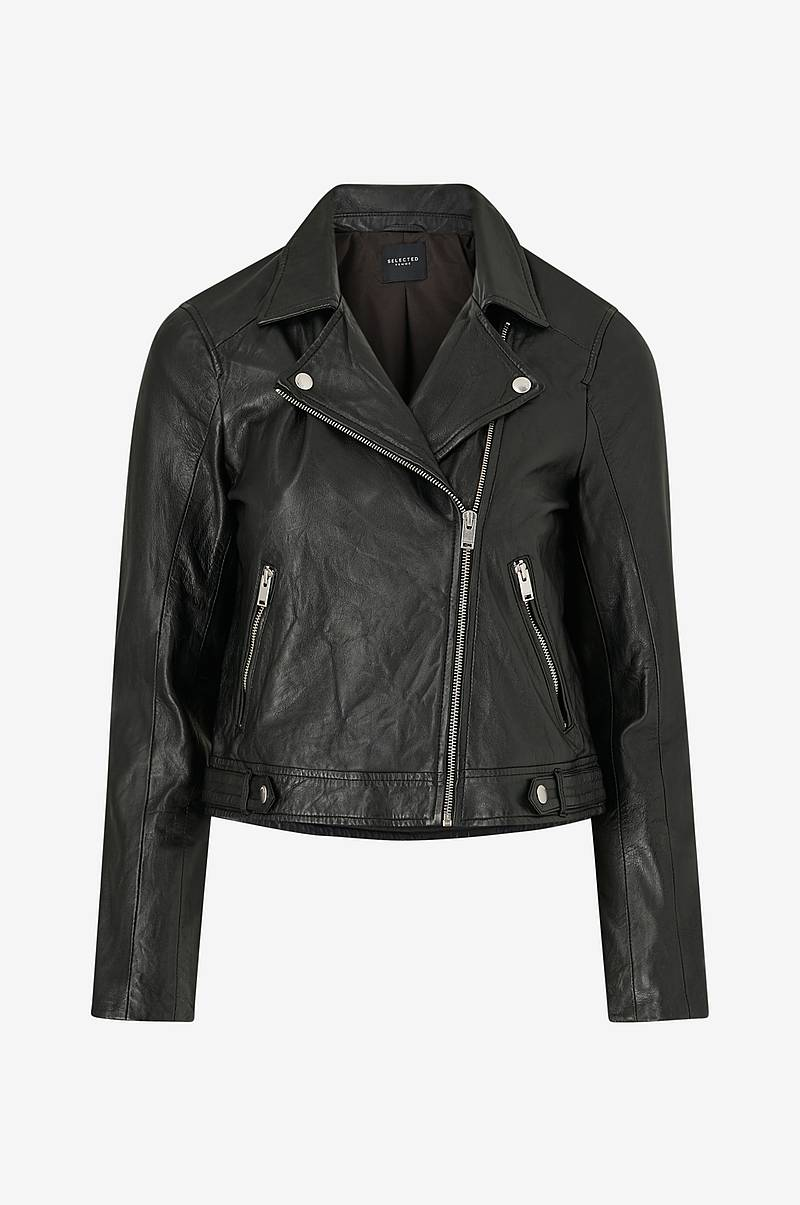 Biker-takki slfKatie Leather Jacket