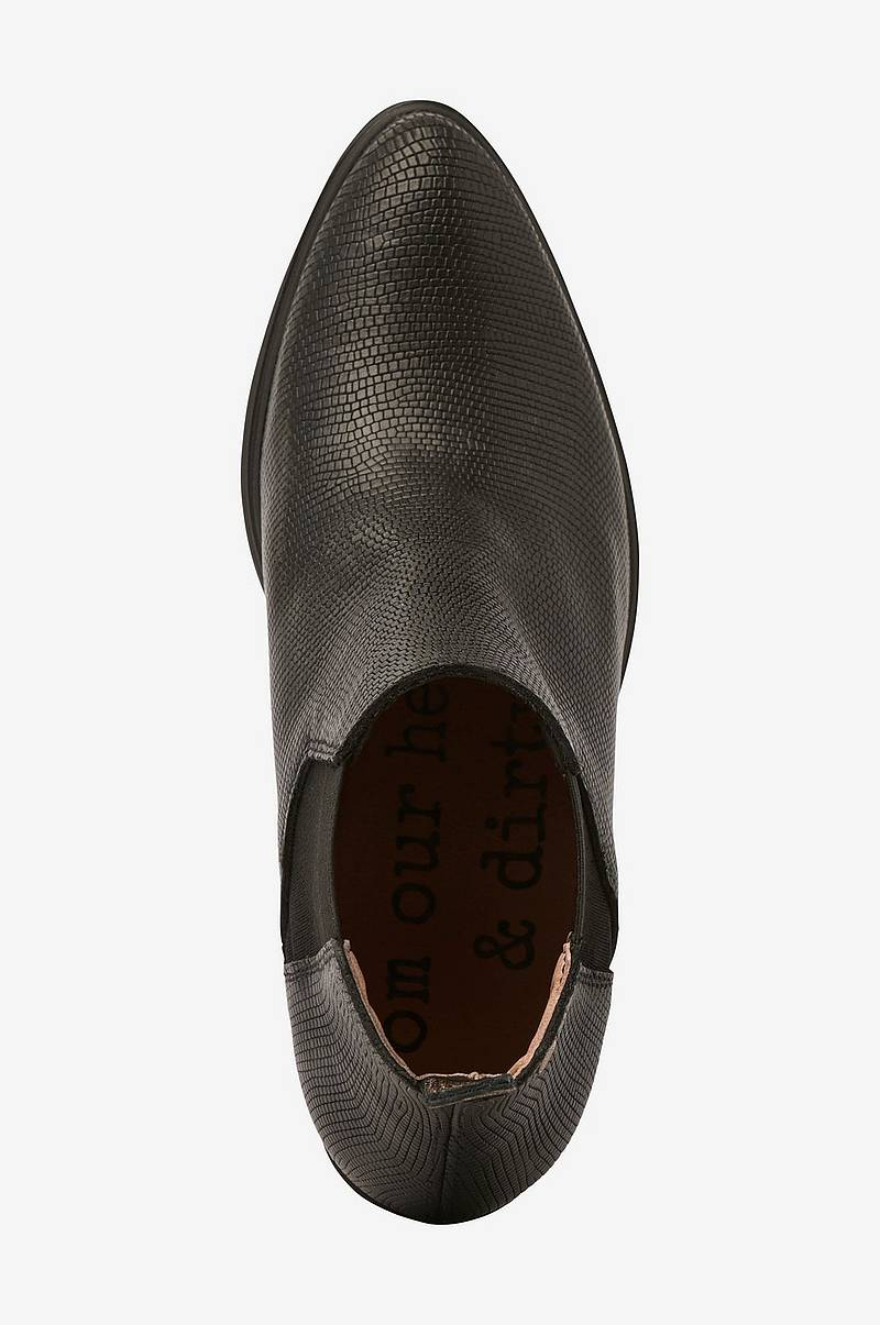 Nilkkurit Whole W Leather Shoe