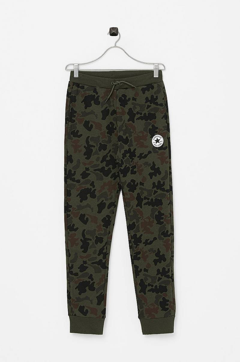 Collegehousut Signature Chuck Patch Camo Jogger