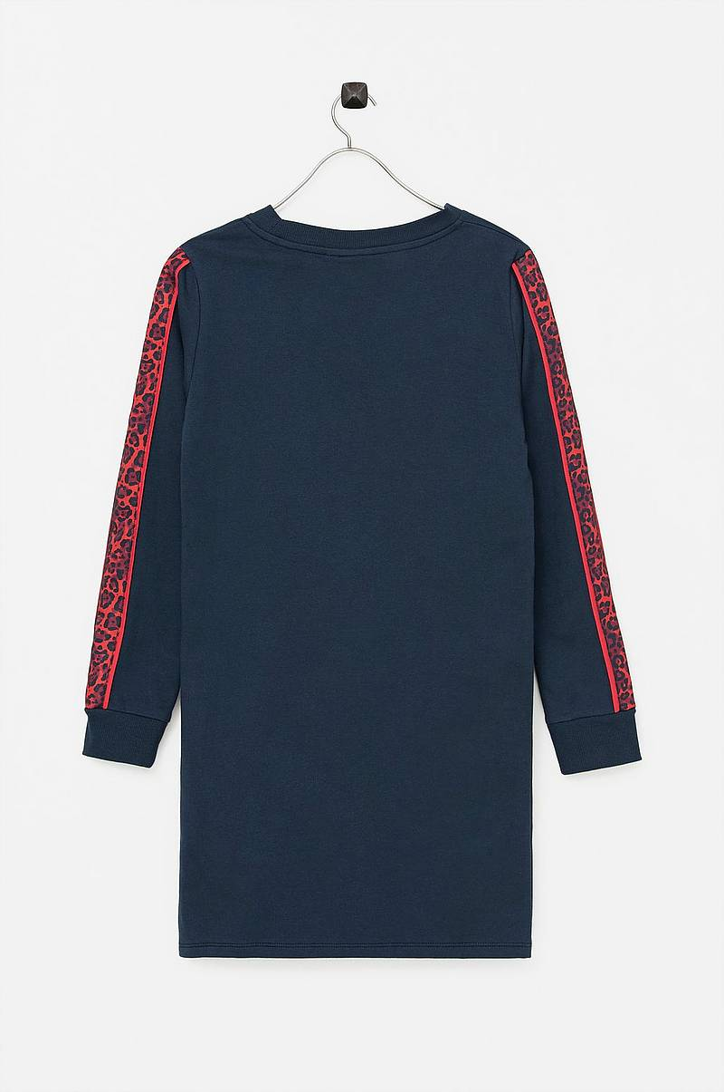Kjole nlfRita LS Sweat Dress