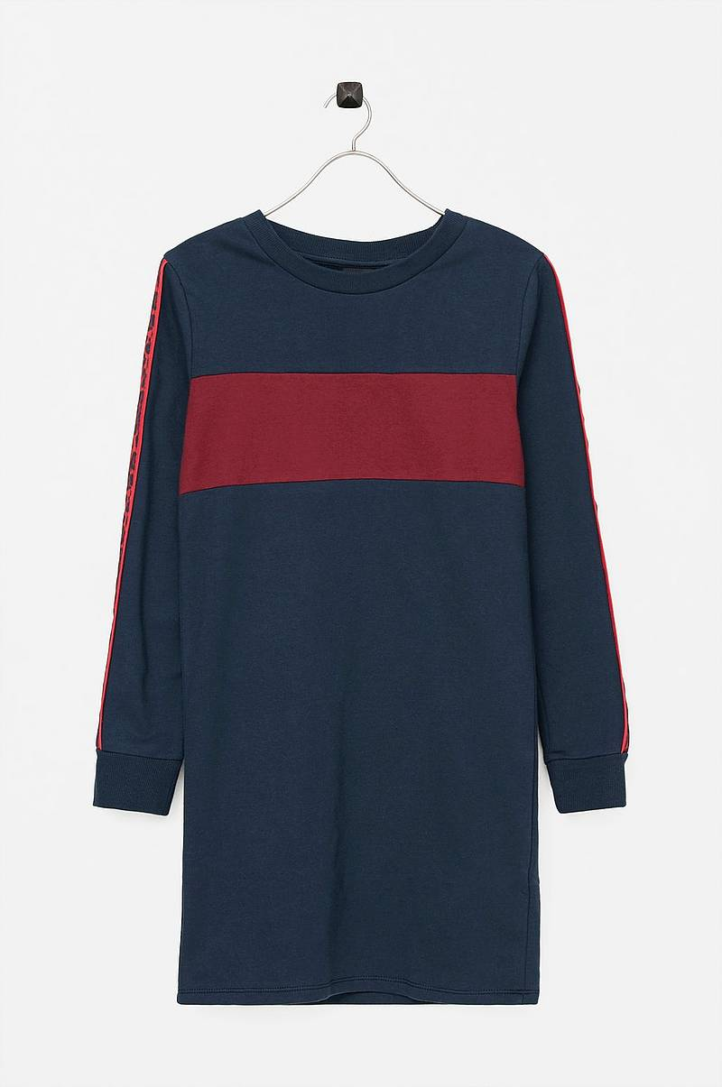 Klänning nlfRita LS Sweat Dress